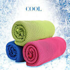 Unisex Sport Cooling Towel Sweat PVA Hypothermia Summer Ice Cool Towel