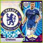 Match Attax 16 17 Chelsea - Team Cards - Star Player - Club Badges - Away Kit