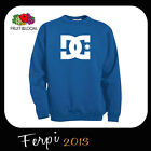 FELPA  DC SHOES Girocollo stampata