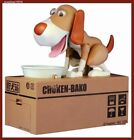 Hungry Puppy,interactive Dog Pig Bank, Money-boxes,funny Coin Collection Storage