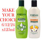 FORESAN WC  concentrated freshener 125 ml. Choose 6x,12x,or 24x . FORESAN W.C.