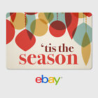eBay Digital Gift Card - Holiday Designs - Email Delivery <br/> US Only. May take 4 hours for verification to deliver.