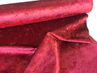claret upholstery fabric