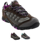 Womens Hi-Tec Penrith Low Walking Waterproof Hiking Outdoors Trainers UK 3-8