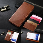 Retro Luxury Wallet Magnetic Soft Shell Leather Cover Case For Meizu M3S M3 Note