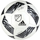 adidas 2016 MLS Competition NFHS Soccer Ball White/Black AC5507