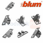 "BLUM COMPACT Mounting PLATE for 33.3600 / 33.3630 Hinge OVERLAYS: 1/4"" to 1-5/8"""