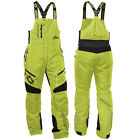 Castle X Racewear Tundra Solid Mens Snowmobile Winter Snow Pant Bib