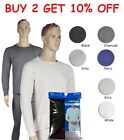 Mens 2pc Thermal Underwear Set Top Bottom Long Johns Waffle Knit S M L XL 2X 3XL