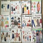 Misses Skirts Sewing Patterns Sold Individually Multi Size & Style Options