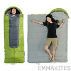 4 Season Down Filled Sleeping Bag Adults Size Waterproof for Climbing Camping