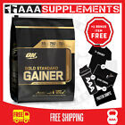 OPTIMUM NUTRITION - GOLD STANDARD GAINER muscle buildin protein whey mass gainer