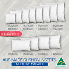 Aust Made Cushion Insert Polyester Premium Lofty Fibre(Multi Sizes Available)