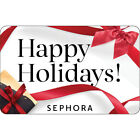 Kyпить Sephora Gift Card - Happy Holidays - $25 $50 or $100 - Email delivery на еВаy.соm