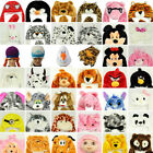 Animal Hat Cartoon Children Kids Fleece Trapper Hood Earmuff Winter Warm Scarf