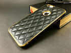 iPhone 6 Case Modern Design Luxury Leather Metallic Patterned 4.7""