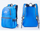 Foldable Backpack Day Pack Bag Lightweight Camping Hike Travel Walk Sports 35L