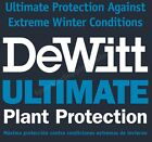 DeWitt Ultimate 6' Wide X Any Length 2.5oz Frost Cloth Plant Freeze Protection