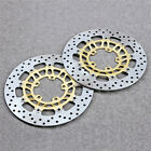 Floating Front Brake Disc Rotor For Triumph Daytona 600 650 675 Motorcycle New $160.88 USD on eBay