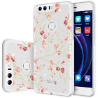 For Huawei Phone Case Cover Soft TPU Rubber Flexible Ultra Slim Unique Classic