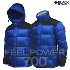 Black Mountain Outdoor Winter Jacket Phil Power 700 Duck Down Jacket