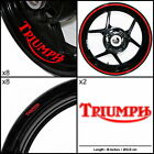 Triumph  Motorcycle Sticker Decal Graphic kit SPKFP1TR001-DE €90.0 EUR on eBay