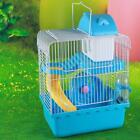 1x Hamster Cage Pet Supplies Mouse Mice Rat House Small Animals Castle Toy Nest
