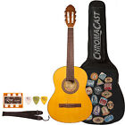 Acoustic Guitars - Rise By Sawtooth Beginner Acoustic Guitar With Accessories