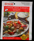 NOH Chinese Beef Tomato Sauce Mix 1 1/2oz No MSG, Quick & Easy