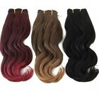"""Lady Brazilians 20"""" Long Body Curly Hair Tone Colors Clip In Hair Weft Extension"""