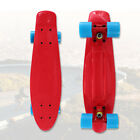 """Complete Penny 22"""" Skateboard Cruiser Board with 2 Extra FLashing Wheels"""