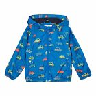 Bluezoo Kids Boys' Blue Car Print Jacket From Debenhams