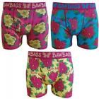 Bawbags Aloha 3 Pack Boxer Shorts
