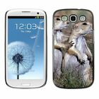best case for samsung galaxy note 2 - Hard Phone Case Cover Skin For Samsung Two marmots best friends