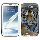 Hard Phone Case Cover Skin For Samsung Tiger