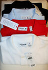 Lacoste by Rene Lacoste~Men's Classic Fit 2 Button Polo~Several Colors/Sizes~NWT