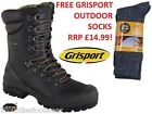 GRISPORT OAK - Waterproof Shooting Hunting boots FREE GRISPORT SOCKS