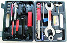 NEW MOUNTAIN BIKE MTB BICYCLE CYCLING HOME MAINTENANCE REPAIR HAND TOOL KIT SET