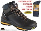 GriSport Saracen Waterproof Walking Boot - ALL SIZES - vibram soles