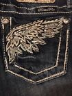 "Miss Me Girls jeans JK7072S ""Bronze Wings"" skinny"
