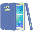USA Defender Shockproof Tablet Case Cover For Samsung Galaxy Tab 3/E Lite 7.0
