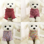 Внешний вид - Small Dog Pet Warm Coat Clothes Puppy Cat Sweater Knitted Winter Costume Apparel