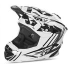Fly Racing DEFAULT MTB/BMX Full-Face Helmet - White - Youth & Adult Sizes