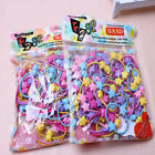 Cute Design Girls Round Ball Hair Ties Baby Kids Hair Accessories 50Pcs/Lot