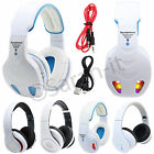 Foldable Wireless Bluetooth 4.2 Stereo Headphone Earphone W/ Mic For Smart Phone