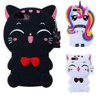 samsung core 3 - Cartoon 3D Cute Rubber Silicone Soft Kids Case Cover For Samsung Galaxy Phones