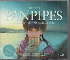 Best Pan Pipes in the World...Ever! 4CD Various Artists  FASTPOST