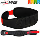 Wyox Strength Weight Lifting Neoprene Belt Gym Fitness Workout Back Support RED