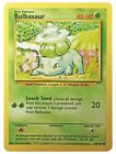 Pokemon Cards - Base Set 1 Common - NM - Bulbasaur Pikachu Squirtle Charmander