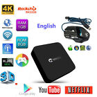 VONTAR MX-4K RK3229 Quad Core Android TV Box 4K Smart Box 1G/8G+ X7 Gaming Mouse